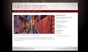 WiederstrømLodtz hjemmeside