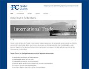 FCL hjemmeside